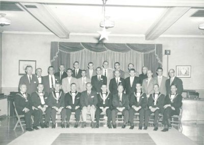 District Meeting - 1958